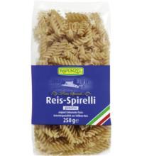 Rapunzel Reis-Spirelli, 250 gr Packung -glutenfrei-