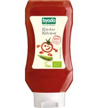 byodo Kinder Ketchup, 80% Tomate, 300 ml PET-Flasche