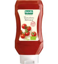 byodo Tomatenketchup, 80% Tomate, 300 ml PET-Flasche