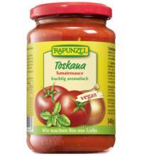 Rapunzel Tomatensauce Toskana, 335 ml Glas