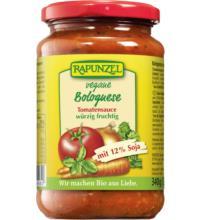 Rapunzel Bolognese Vegetarisch, 330 ml Glas
