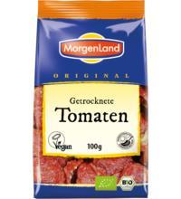 Morgenland Tomaten, getrocknet, mit Meersalz, 100 gr Packung