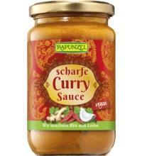 Rapunzel Curry-Sauce mild, 350 ml Glas