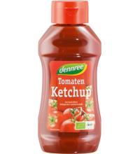 dennree Tomatenketchup, 500 ml PET-Flasche