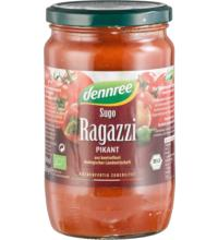 dennree Sugo Ragazzi, herzhaft-pikant, 660 gr Glas