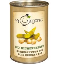 Mr. Organic Kichererbsen, 400 gr Dose (240gr)