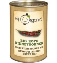 Mr. Organic Rote Kidneybohnen, 400 gr Dose (240gr)