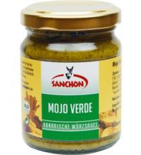 Sanchon Würzsauce Mojo Verde, 125 gr Glas