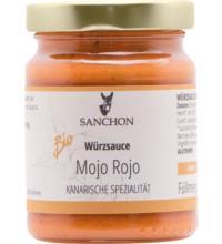 Sanchon Würzsauce Mojo Rojo, 125 gr Glas