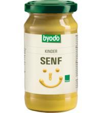 byodo Senf für Kinder, 200 ml Glas