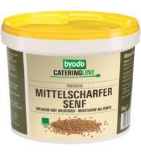 byodo Mittelscharfer Senf, 5 kg Eimer