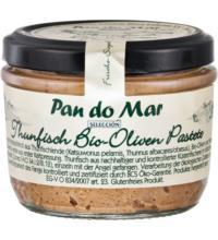 Pan do Mar Thunfisch Bio-Oliven Pastete, 125 gr Glas (106 gr)