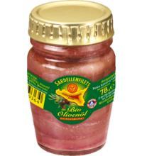 Pesceazzurro Cefalù S.R.L. Sardellenfilet in Bio-Olivenöl, 78 gr Glas