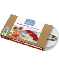 followfish Heringsfilet in Bio-Tomaten, 200 gr Dose (120 gr)
