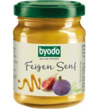 byodo Feigensenf, 125 ml Glas