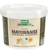 byodo Delikatess Mayonnaise, mit Ei, 5 kg Eimer