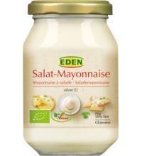 Eden Salatmayonnaise, eifrei, 250 ml Glas