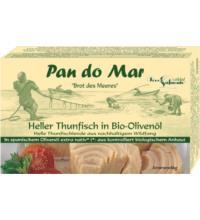 Pan do Mar Heller Thunfisch in Bio-Olivenöl extra nativ, 120 gr Dose (90 gr)