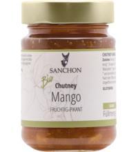 Sanchon Mango Chutney, 200 gr Glas