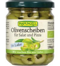 Rapunzel Olivenscheiben, 190 gr Glas (100 gr)