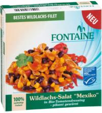 Fontaine Wildlachs-Salat Mexiko, 200 gr Dose (130 gr)