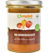 MyDeli Rindergulasch, 380 gr Glas