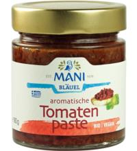 Mani Tomatenpaste, 180 gr Glas