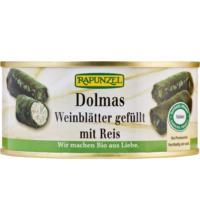 Rapunzel Dolmas Weinblätter gefüllt mit Reis, Projekt, 280 gr Packung