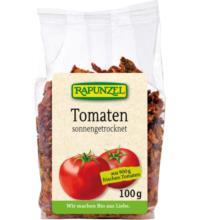 Rapunzel Getrocknete Tomaten geschnitten in Würfel, 100 gr Packung