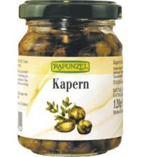 Rapunzel Kapern in Olivenöl, 120 gr Glas (90 gr)