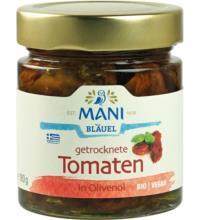 Mani Getrocknete Tomaten, in Olivenöl, 180 gr Glas