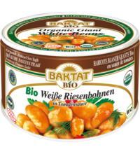 Baktat Weiße Riesenbohnen in Tomatensauce, 400 gr Dose