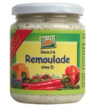 Bio Vita Sauce a la Remoulade, 250 ml Glas