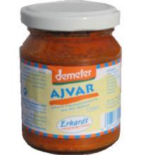 Erhardt Ajvar, demeter, 125 gr Glas