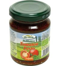 bio-verde Tomaten-Pesto, 125 ml Glas