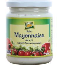 Bio Vita Mayonnaise ohne Ei, 250 ml Glas