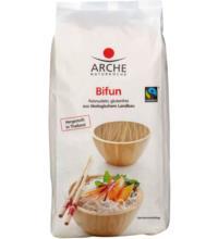 Arche Bifun Reisnudeln, 250 gr Packung -glutenfrei-