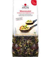 Arche Meeressalat, Algenmischung (Dulse, Meerlattich, Nori) , 40 gr Packung