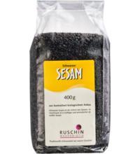 Ruschin Schwarzer Sesam, 400 gr Packung