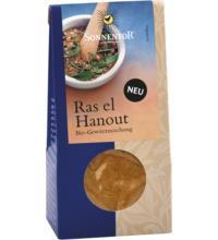 Sonnentor Ras el Hanout Gewürz, 38 gr Packung