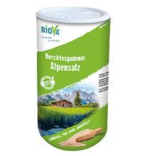 Biova Berchtesgadener Alpensalz, 800 gr Dose