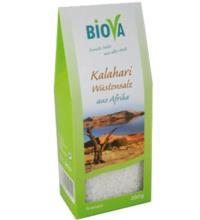Biova Kalahari Wüstensalz Granulat, 200 gr Packung