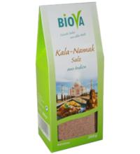 Biova Kala Namak Salz fein, 200 gr Packung