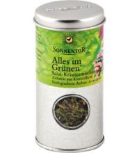 Sonnentor Alles im Grünen, Salatgewürz, 15 gr Streudose