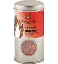 Sonnentor Scharfmacher Gewürz-Blüten-Mischung, 30 gr Streudose