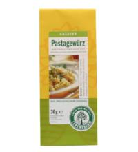 Lebensb Pastagewürz, 30 gr Packung