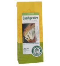Lebensb Quarkgewürz, 30 gr Packung
