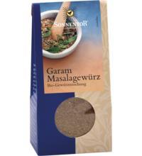 Sonnentor Garam Masala Gewürz, gemahlen, 35 gr Packung