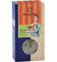 Sonnentor Italienische Gewürzmischung, geschnitten, 30 gr Packung