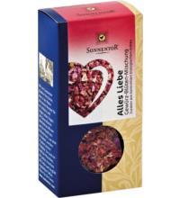 Sonnentor Alles Liebe Gewürz-Blüten-Mischung, 40 gr Packung